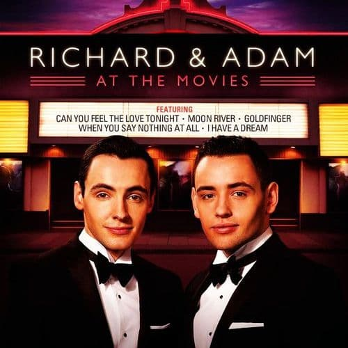 Richard & Adam<br>At The Movies<br>CD